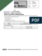 2009-2010 Toyota Corolla Electrical Wiring Diagrams   Anti ...