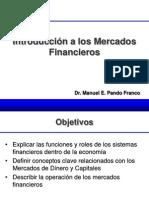 2 Introduccion a Los Mercados Financieros
