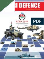 Azeri Defence Ozel Adex-2014