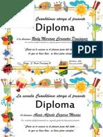 Diplomas Terminados Paola
