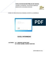Manual Office Excel Intermedio 2010