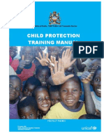 Child Protection Training Manual