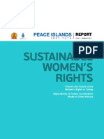 PII Report 4 Sustainable Womens Rights