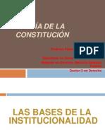 03 - Bases de La Institucionalidad