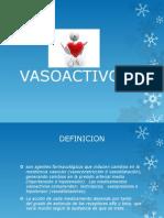 VASOACTIVOS (1)