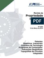 Patent Es 2254