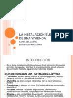 lainstalacinelectricadeunavivienda-110418170847-phpapp01