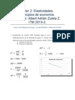 Taller 2 Economia Miercoles 6-8 Am