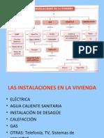 Instalaciones en La Vivienda