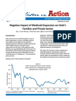 Federalism in Action Utah Medicaid Expansion