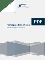 Benefícios Administração Centralizada