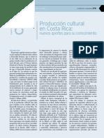 Cap 6 Produccion Cultural en CR
