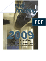 Organic Finishing Guidbook