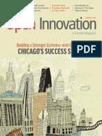 [Socrata] Open Innovation - Volume 3