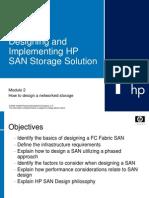 M2-How to Design a SAN
