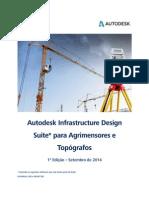 Autodesk Infrastructure Design Suite Para Agrimensores e Topógrafos 1Edição