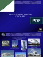 Arquitectora Postmoderna Siglo Xx.