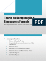 4 - Linguagens Regulares