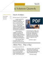 Therapeutic Solutions Quarterly Issue 2