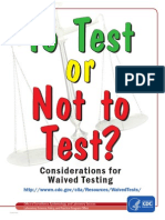 Waved Testing Booklet Web