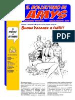 Il Bollettino Di Amys Nr. 13 - Luglio 2014