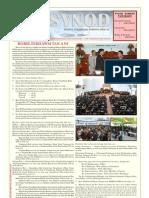 Synod Bulletin December 9, 2009