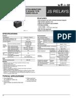 DataSheet - Rele Mini 5V