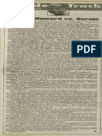 Finally! Howard vs. Bernie   Vermont Times   Dec. 16, 1993