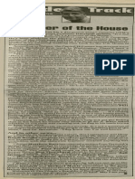 Prisoner of the House | Vermont Times | Mar. 30, 1994