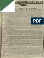 A Republican Victory | Vermont Times | Apr. 6, 1995