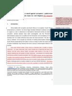 Van Der Schyff Elmarie Aug 2014 Public Trust SA Rick Messick Comments