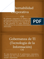 Gobernabilidad Corporativa (1)