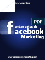 Fundamentos de Facebook Marketing