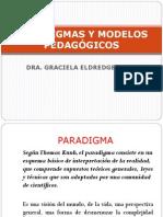 Paradigmas y Modelos Pedagogicos
