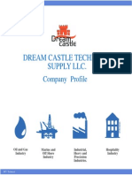 Dream Castle Technical Supply LLC. - Profile