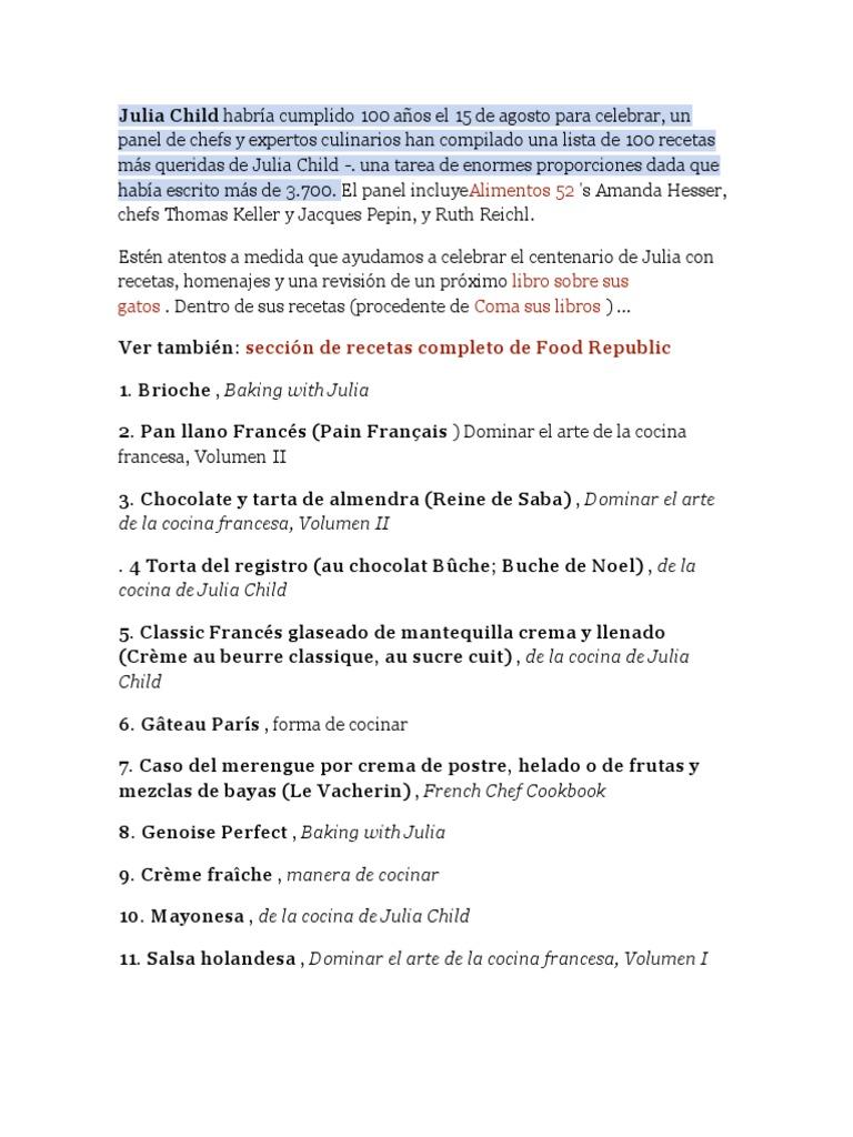 Download  El Arte De La Cocina Francesa Pdf