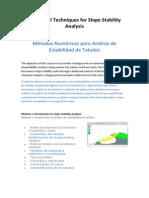 Metodos numericos para Anal. Estab. de Talud.pdf