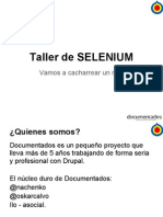 Taller de Selenium