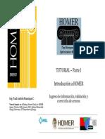 Tutorial HOMER Legacy 2.68 Parte I