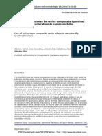 Uso de Incrustaciones de Resina Compuesta Tipo Onlay en Molares Estructuralmente Comprometidos