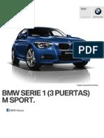 Ficha Tecnica BMW 118i (3 Puertas) M Sport Manual 2015