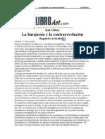 Marx - Burguesia y La Contrarevolucion (1848)