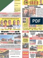 Jornal 1322 - Conquistas em Eldorado