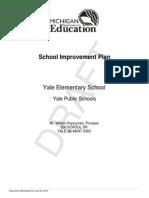 14 15 school improvement plan