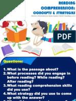 Reading Comprehension - Copy