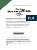 Anunnaki y ADN Híbrido