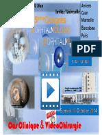 25ème Congrés d'Ophtalmologie - Sfax