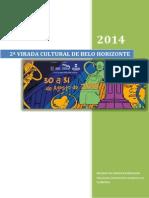Texto Virada Cultural 2014