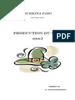 Formation Technique de Production Et de Conservation de Miel Par Les Femmes