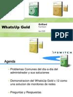 WhatsUp PresentacionProducto v12 ES